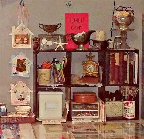 Hpo Scisscor craft studio redo vintage cottage