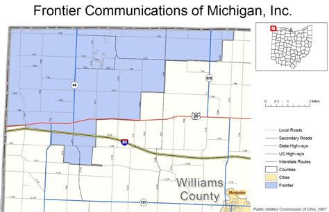 frontier outage map ohio utilities commission approves transfer from