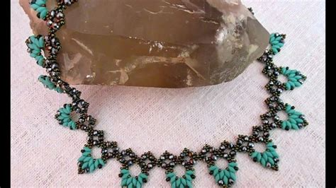 beading with superduos best seed bead jewelry 2017 braga beaded necklace with