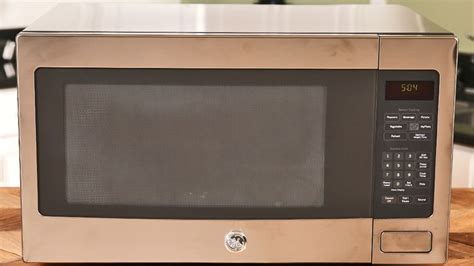 ge profile series 2 2 cu ft countertop microwave oven