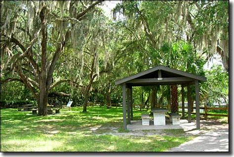 Fanning Springs Cabins by Fanning Springs State Park Florida State Parks