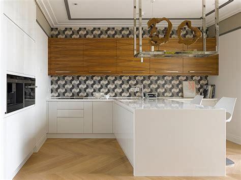 Backsplash To Ceiling by Geometric Backsplash Designs And Kitchen D 233 Cor Possibilities