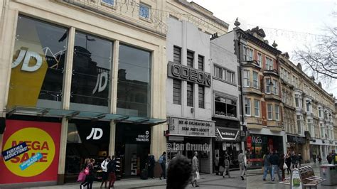 cineplex queen street ghost cinemas from cardiff s past wales online