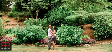 Greenville Sc Anniversary Session At The Rock Quarry Rock Quarry Garden Greenville Sc