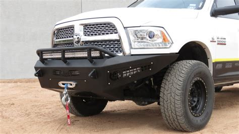 dodge 3500 front bumper shop dodge ram 2500 3500 honeybadger front bumpers