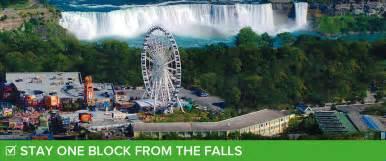 Comfort Inn Niagara Falls Ontario Last Minute Great Niagara Falls Hotel Deals For The May