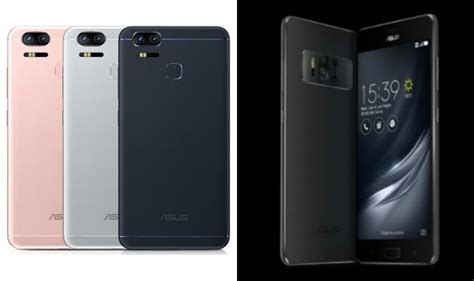 Asus Zenfone Go Zb552kl Design 2017 New Asus Zenfone ces 2017 asus launches asus zenfone 3 zoom and asus zenfone ar based smartphone