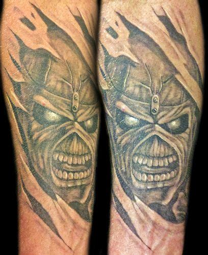 iron maiden eddie tattoo designs iron maiden and irons on