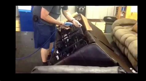 how to remove back of recliner sofa how to take apart recliner sofa conceptstructuresllc com