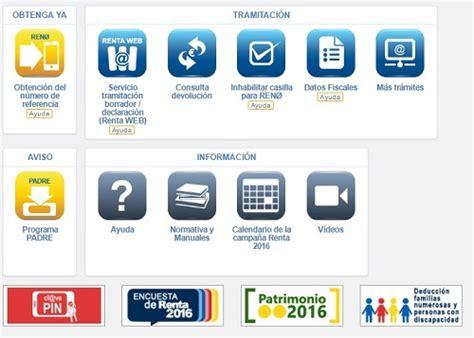 renta 2016 certificado digital la declaraci 243 n de la renta con certificado digital