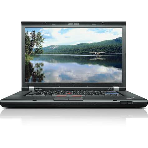 Lenovo Thinkpad W510 lenovo thinkpad w510 15 6 quot notebook computer 43192pu b h