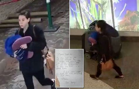 woman gives birth in bathroom woman abandons baby she gave birth to in airport bathroom