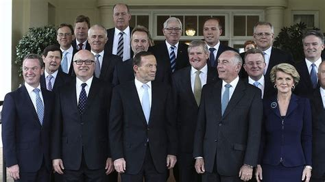 New Cabinet Australia by Why Do These Politicians All Look And Sound So Similar