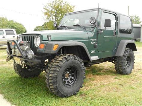 1999 Jeep Wrangler Sport Buy Used 1999 Jeep Wrangler Sport Sport Utility 2 Door 4
