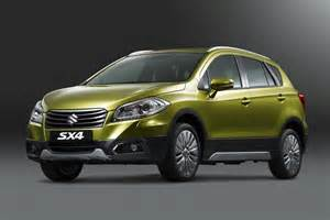 Suzuki Xs4 Suzuki Sx4 2013 2014 2015 2016 Autoevolution