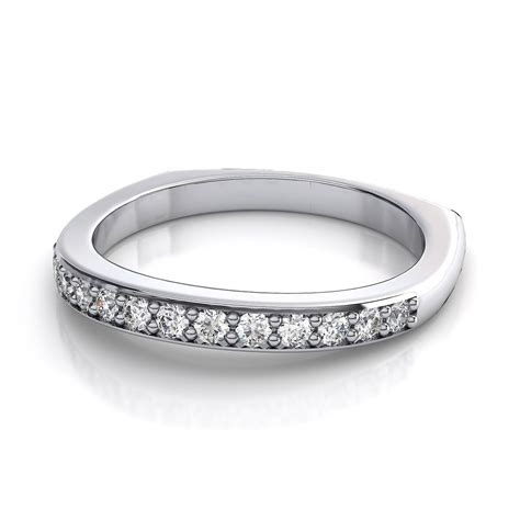 Wedding Bands Thick by 2018 Thick White Gold Wedding Bands