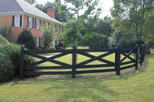 wood fences designs accurate fence atlanta fence company
