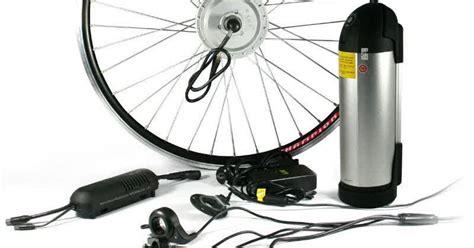 artikel membuat lnb sederhana paling mudah ebike konversi 350w membuat sepeda kayuh