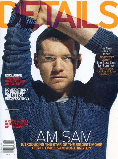 magazine covers by sam fenton at coroflot com 73 best images about sam worthington on pinterest sexy