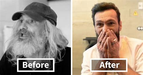 homeless mans unbelievable transformation  hipster