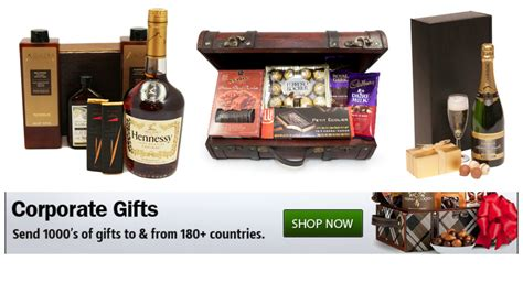 international business gift delivery guide overseas