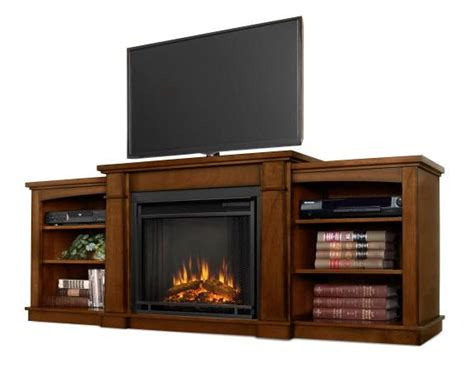 Oak Entertainment Center With Fireplace by 74 7 Quot Hawthorne Burnished Oak Entertainment Center
