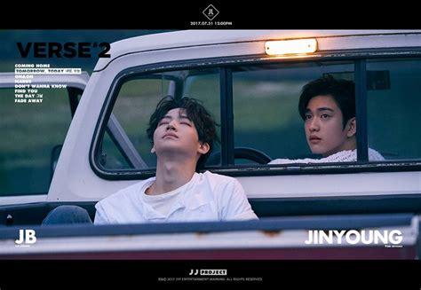 Icarus Jj Project jj project d 233 voile l album spoiler pour comeback