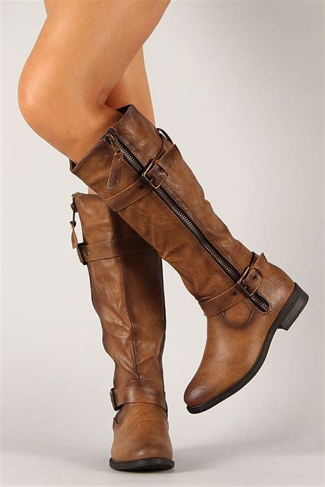 Boot Heels Pita pita 18 zipper buckle knee high boot my style high boots snow and the