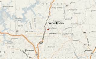 woodstock map woodstock location guide