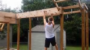 American ninja warrior endurance test peg board