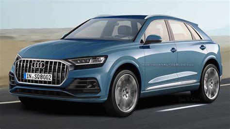 Q8 Audi by 2019 Audi Q8 Render Looks Promising