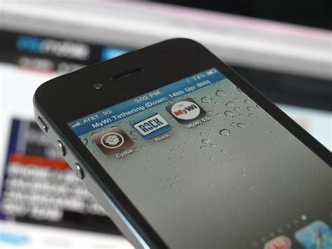how to jailbreak iphone 4 iphone 4 gets web based jailbreak in jailbreakme