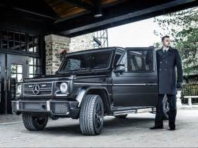 Armored Mercedes Mercedes G63 Amg Armored Limo By Inkas Business Insider