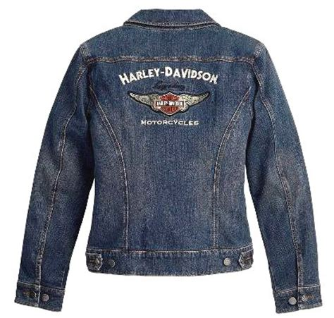 Harley Davidson Deals by Inexpensive Harley Davidson 174 S Denim Jacket
