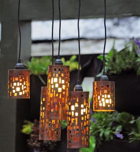 Home Interior Candle Holders by 50 Coolest Diy Pendant Lights