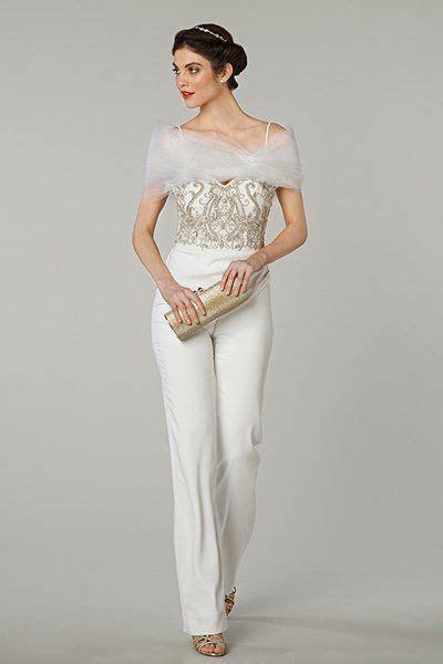 hochzeitskleid jumpsuit 35 gorgeous pantsuits and jumpsuits for brides γυνα 237 κα