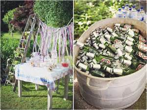 alexandra and rustic garden wedding complete