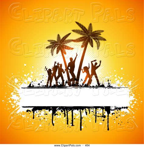 Bucket Chair Beach Party Animated Clip Art 44