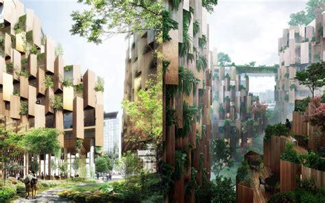 hotel plant layout kengo kuma unveils nature filled eco luxury hotel for
