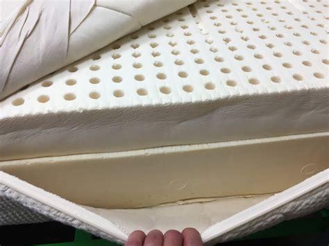 nest bedding q3 natural latex mattress by nest bedding