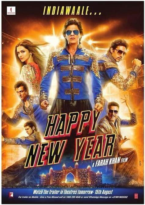 biography of movie happy new year happy new year movie review film summary 2014 roger