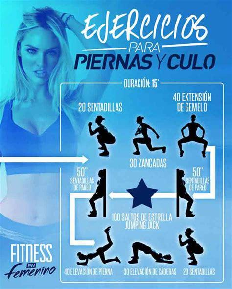 imagenes de fitness femenino ejercicios para tonificar piernas y gl 250 teos fitness en