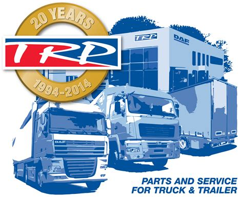 paccar company 20 years of trp program by paccar parts daf corporate