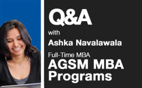Agsm Mba by How An Mba After Engineering Changed My Career Path