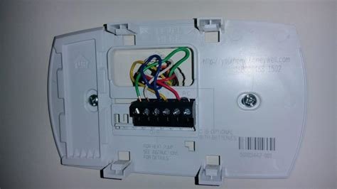 honeywell rth8580wf wiring diagram wiring diagram and