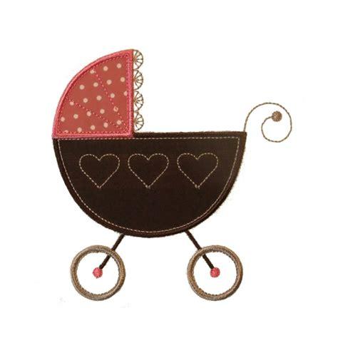 baby doll pram baby doll pram machine embroidery applique design pattern