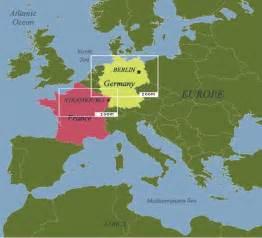 map of europe germany map of and germany recana masana