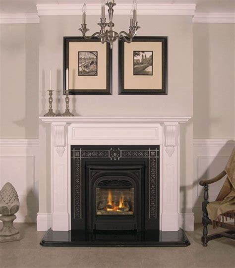 Gas Fireplace And Mantel Gas Fireplace Mantel Clearance Woodworking Projects Plans