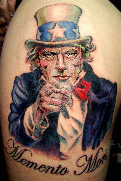 uncle sam tattoo photo gallery ettore bechis ideatattoo