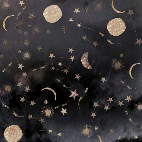 moon pattern tumblr celestial pattern image 3657757 by taraa on favim com